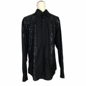 Roar Momba M Embroidered Shirt Against All Odds